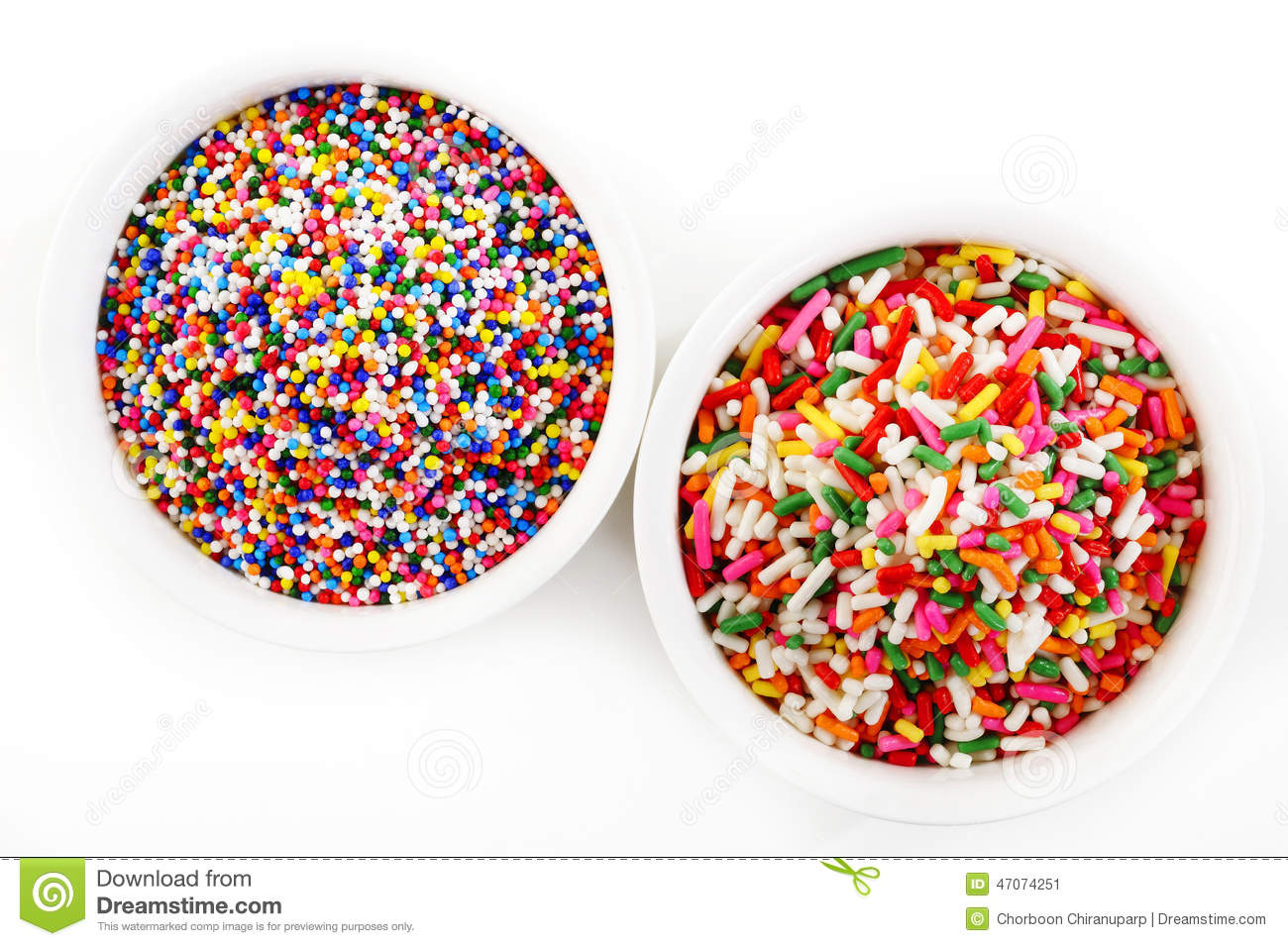 rainbow sprinkles in cup stock image image of ball chewy 47074251