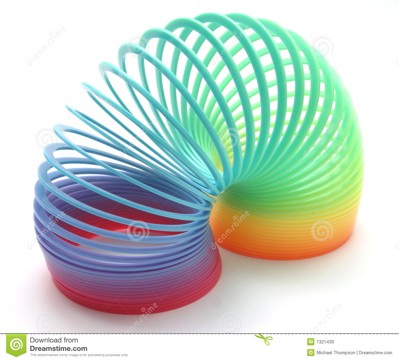 Rainbow Toy Royalty Free Stock Images - Image: 1321439