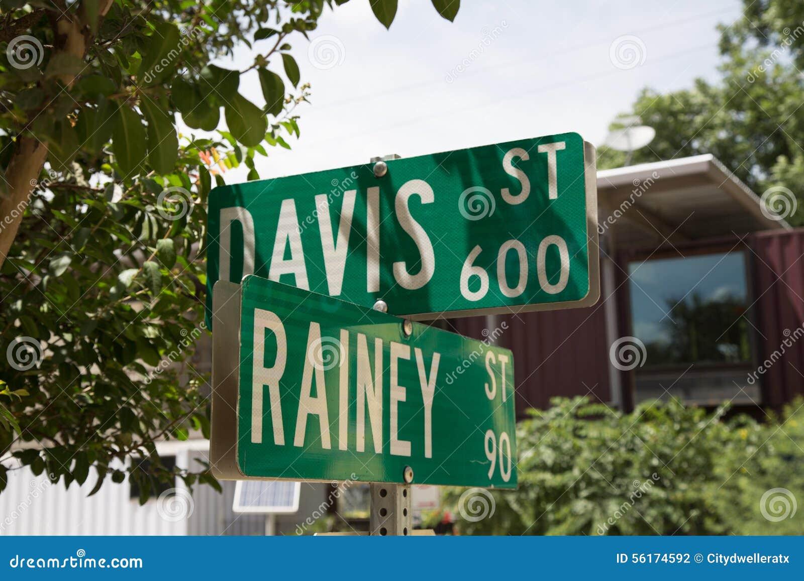 Rainey Street Austin Texas