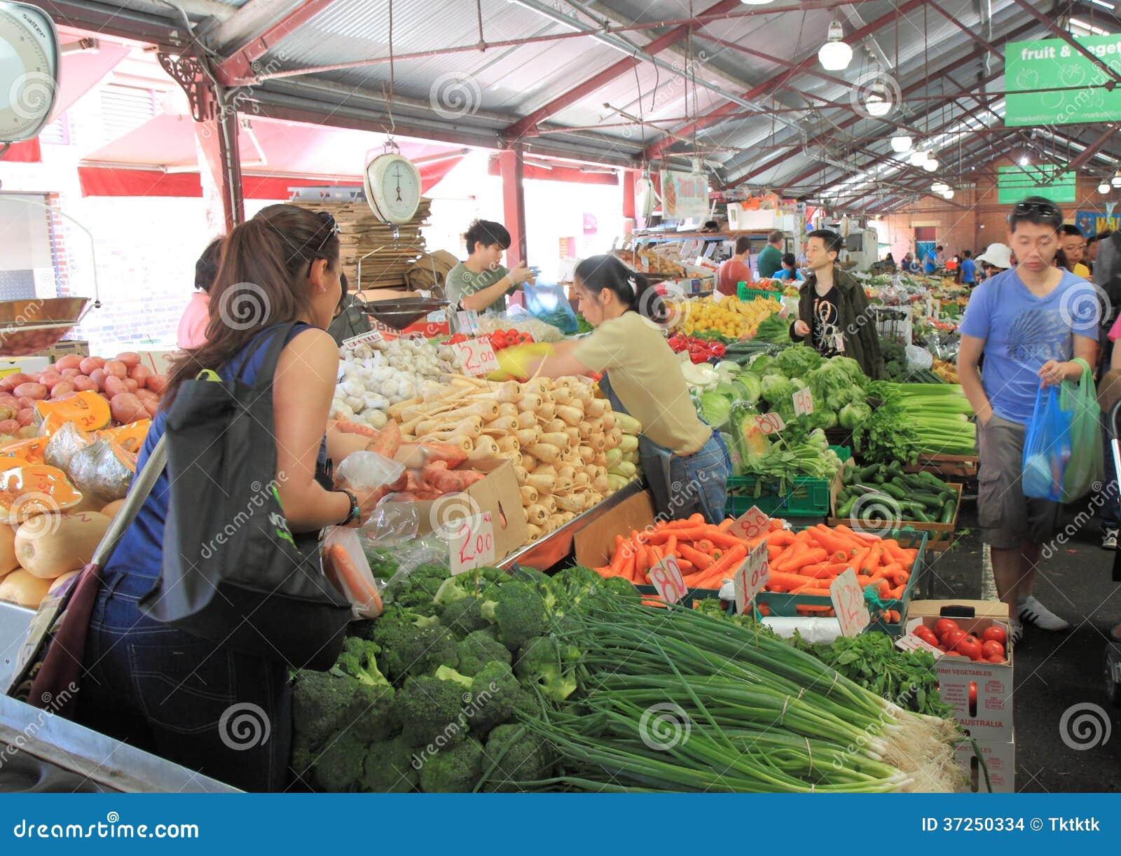 Rainha Victoria Market Melbourne
