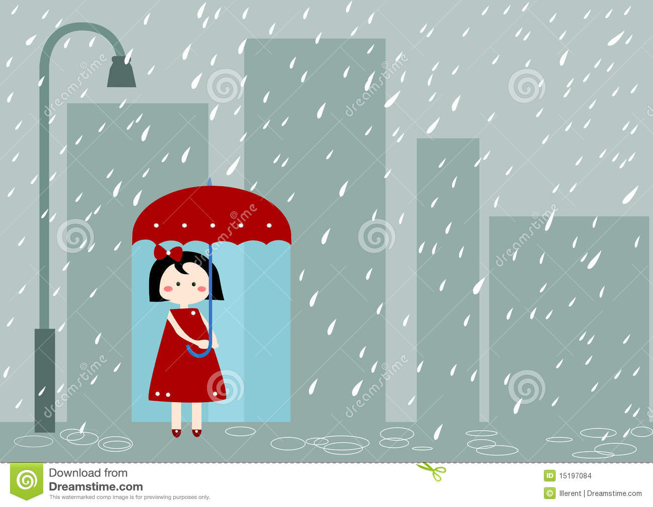 Rainy Day Stock Images - Image: 15197084