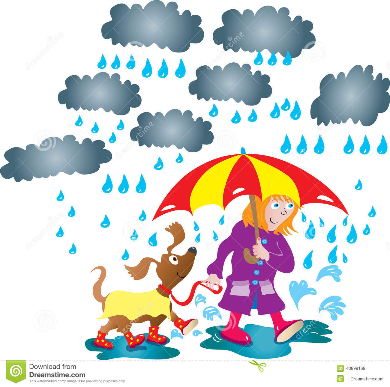 Puddles Stock Illustrations – 298 Puddles Stock Illustrations ...