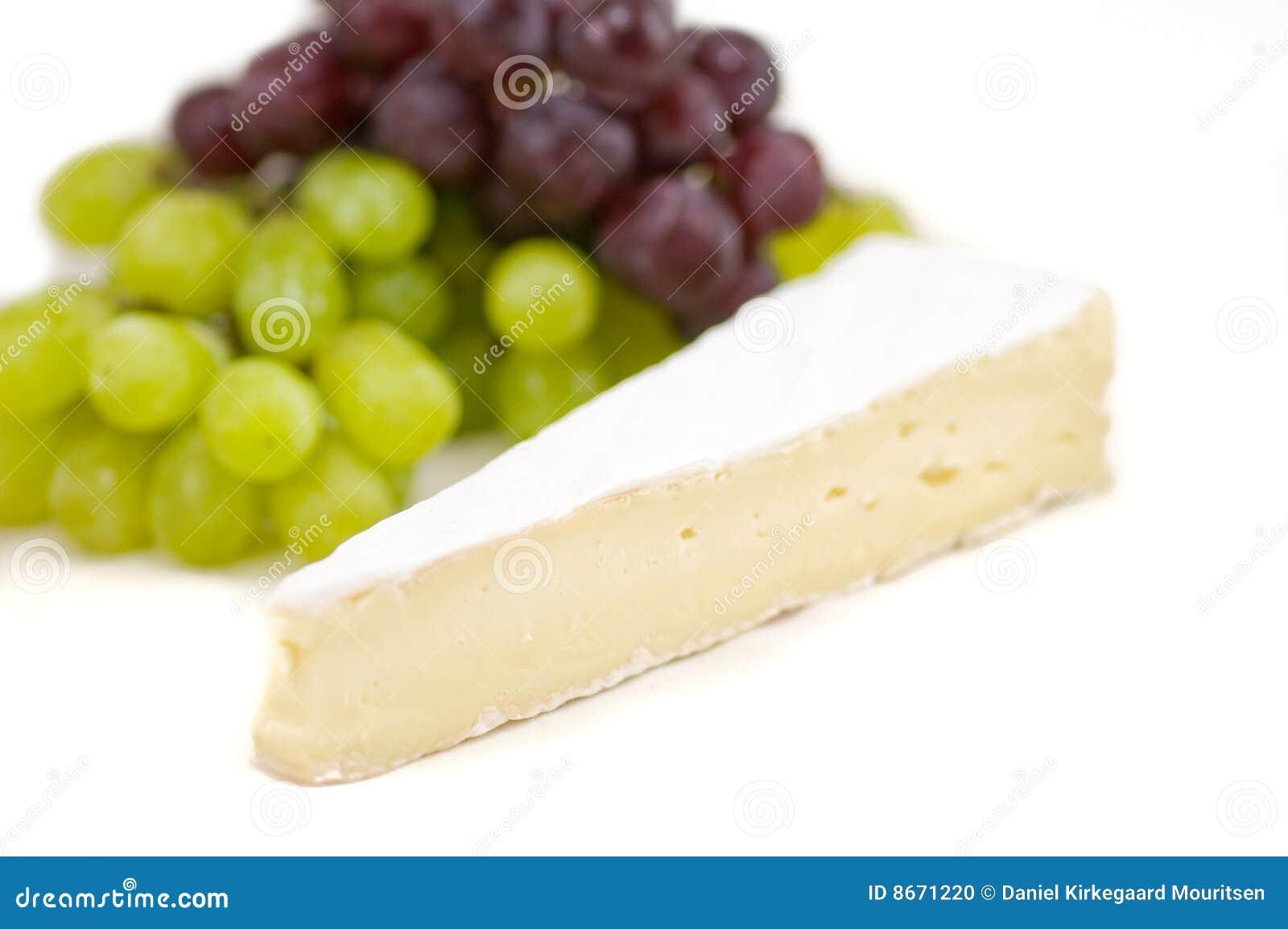 Raisins de fromage de brie