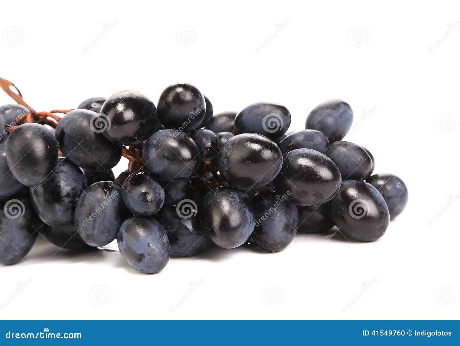Raisins mûrs noirs