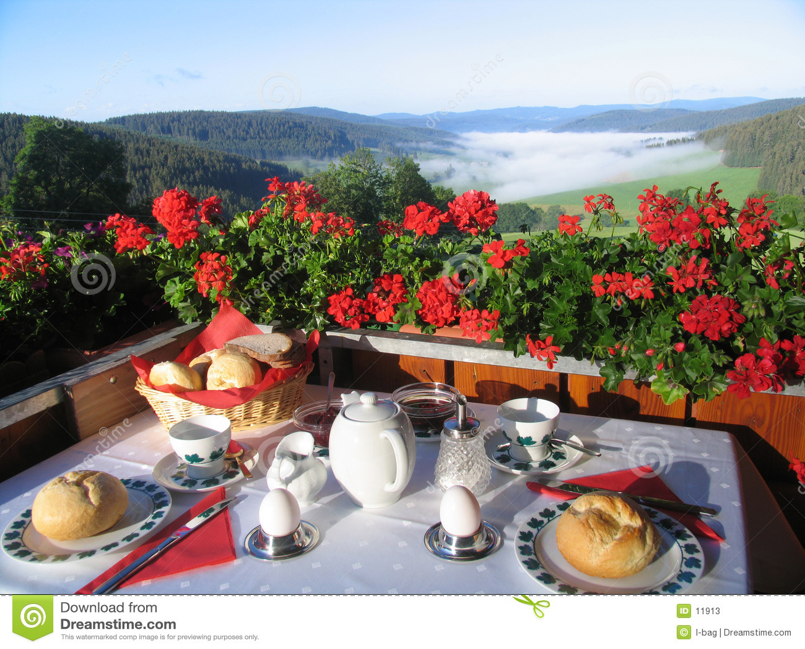 Raj na śniadanie