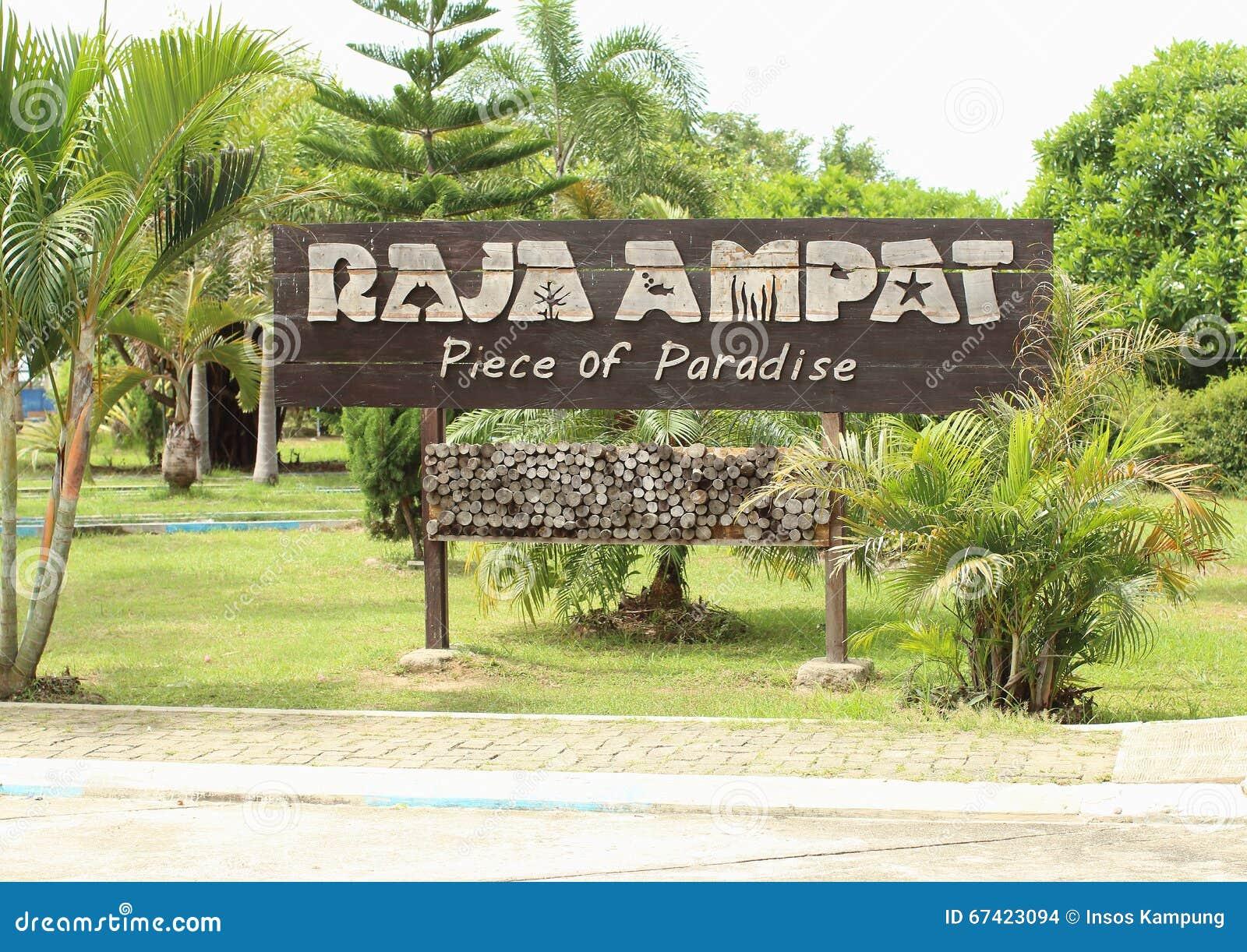 Raja Ampat Piece of Paradise