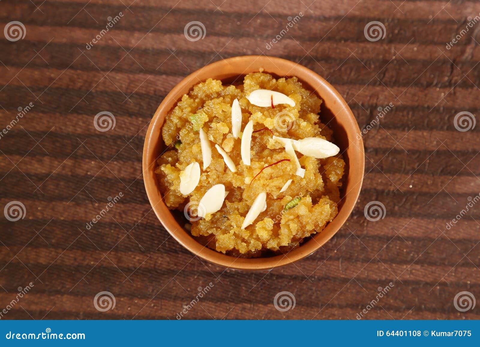 Rajasthani Moong Dal Halwa Indian Dessert