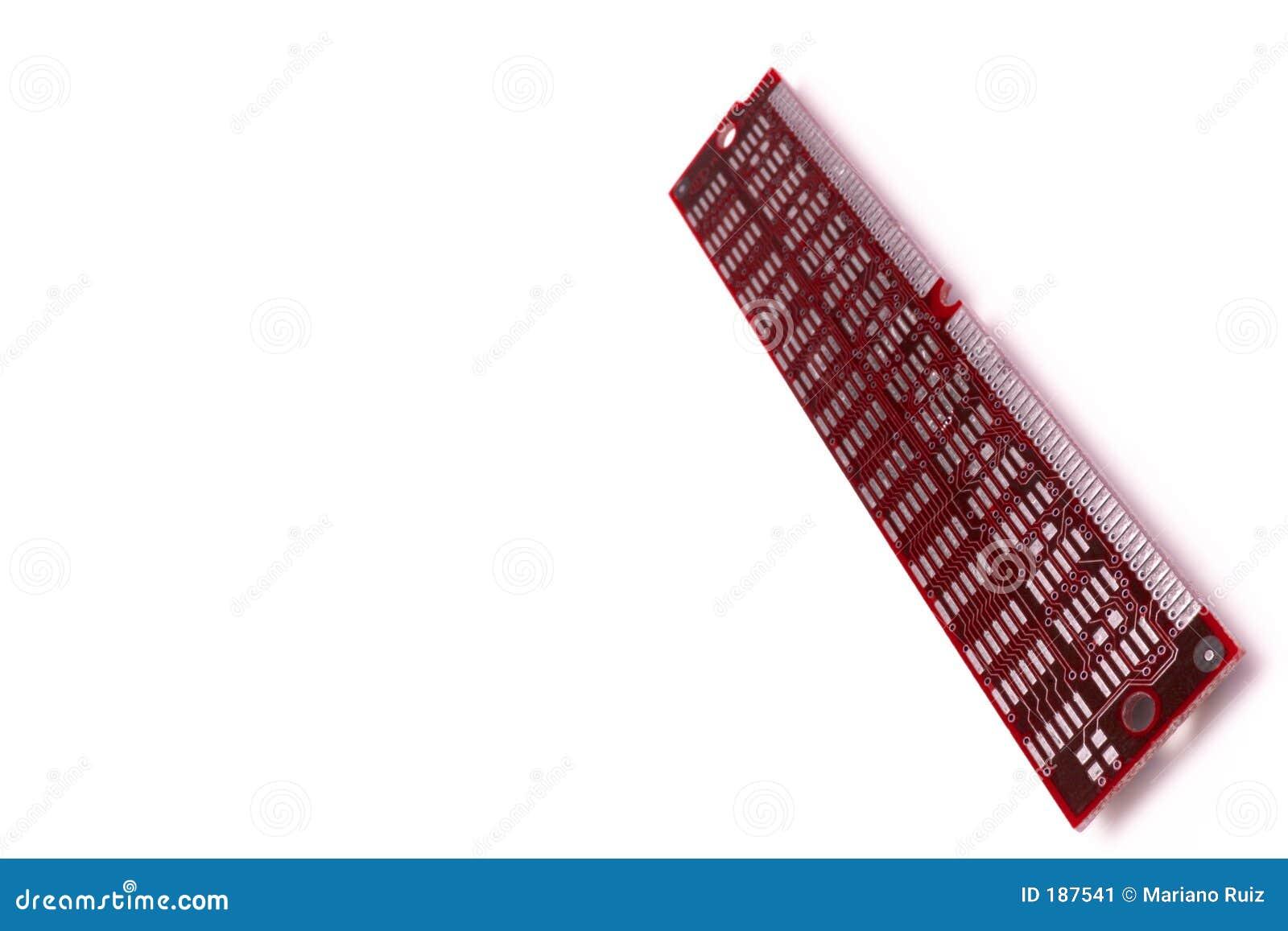 RAM rojo