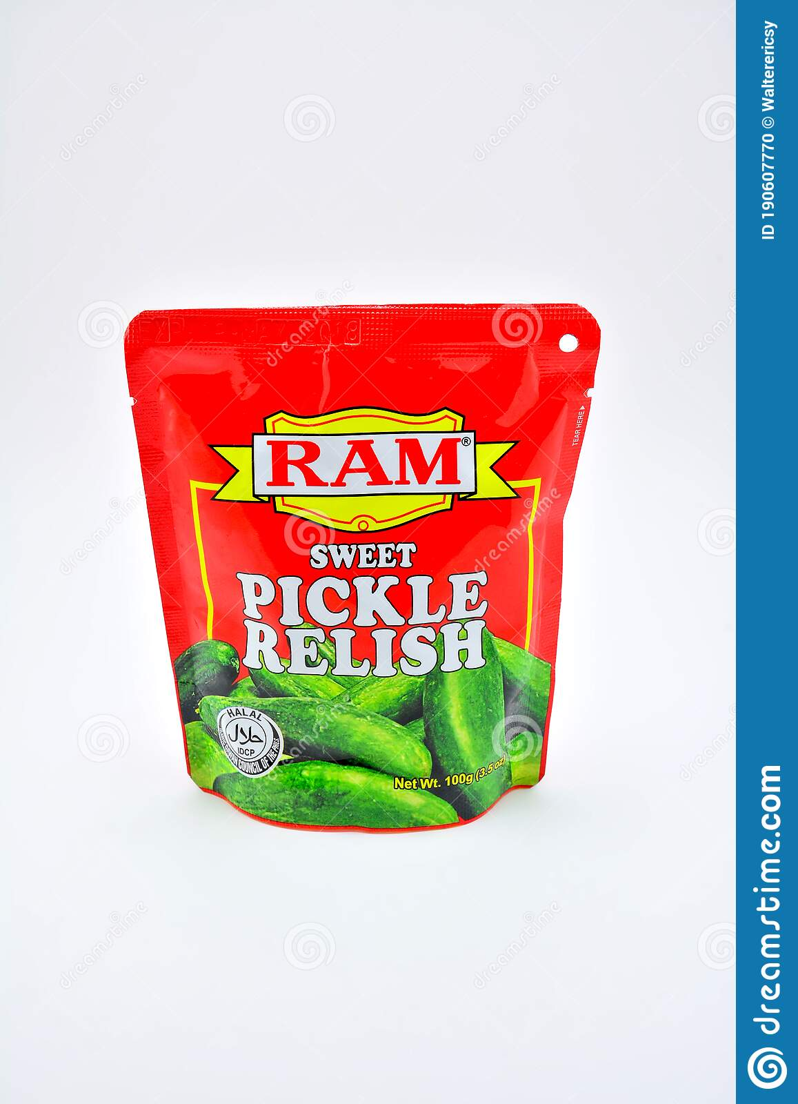 Ram Sweet Pickle Relish In The Philippines Editorial Image Image Of Sour Pickle 190607770