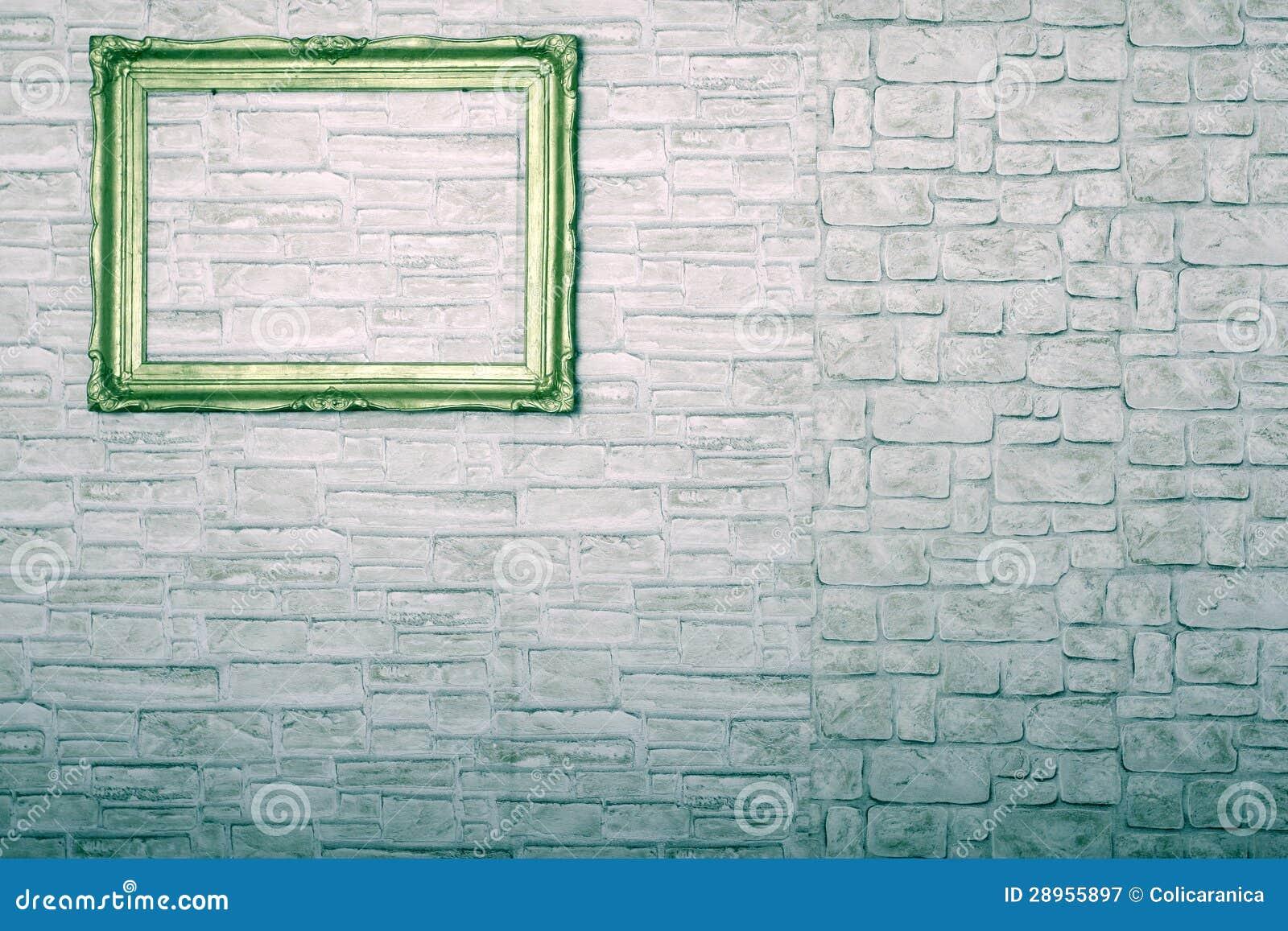 Rama na ścianie