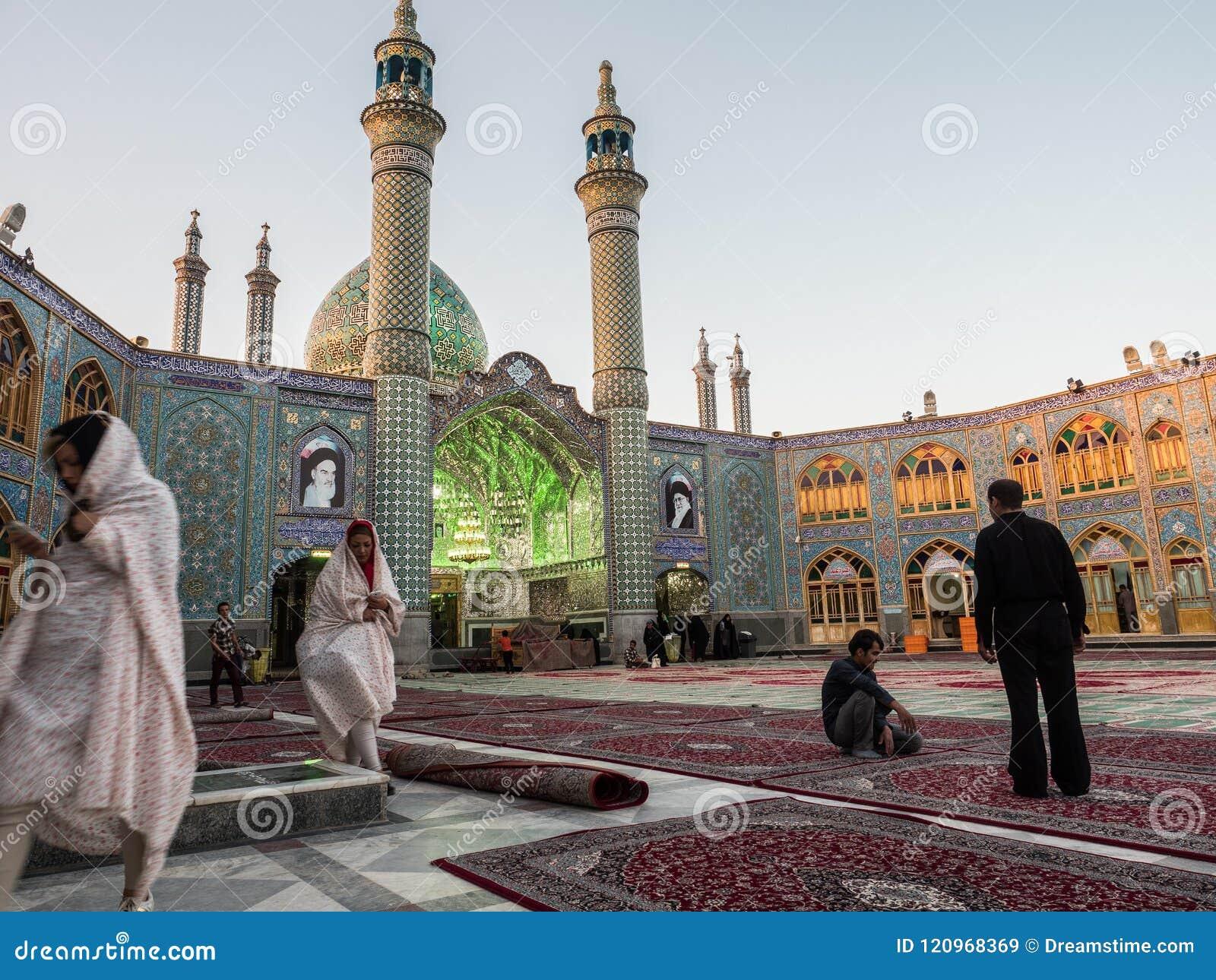 Ramadã em Kashan, Irã