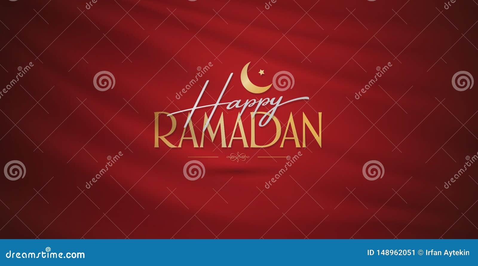 Ramad? feliz M?s santamente da comunidade mu?ulmana Ramazan Quadro de avisos, cartaz, meio social, molde do cart?o