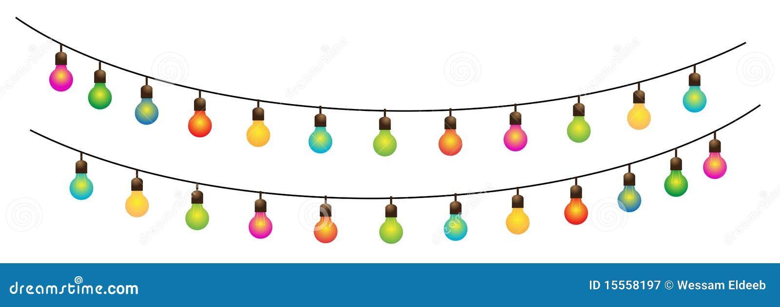 Ramadan gekleurde decoratie 3 van de straat van lampen royalty vrije stock fotografie - Oostelijk licht ...