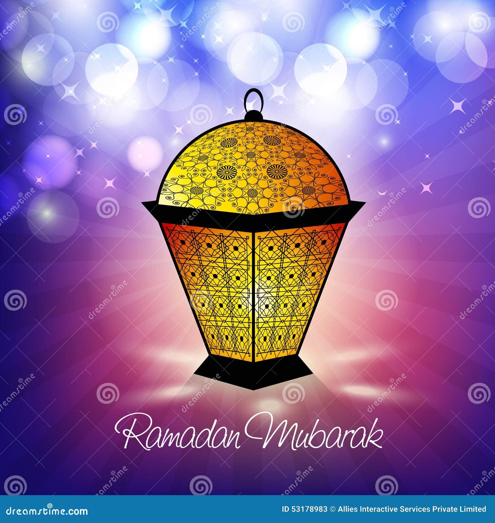 Ramadan Kareem Celebration With Traditional Arabic Lamp. Stock ... for Traditional Arabic Lamp  568zmd
