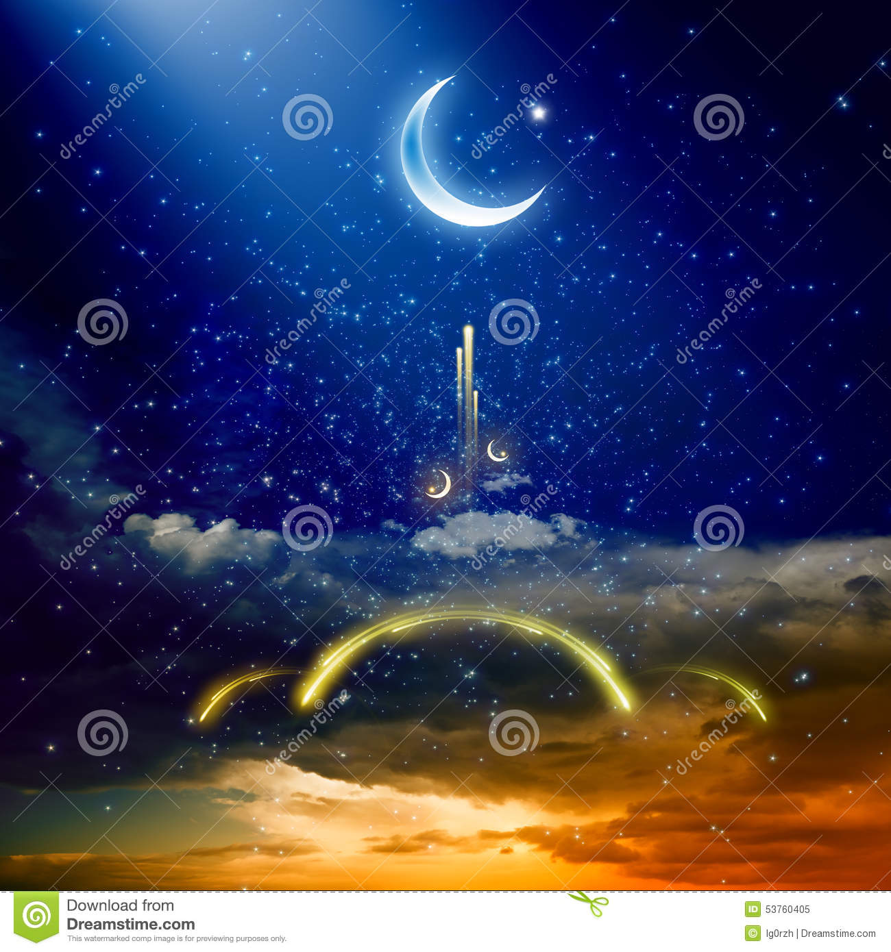 red moon dream meaning islam - photo #41