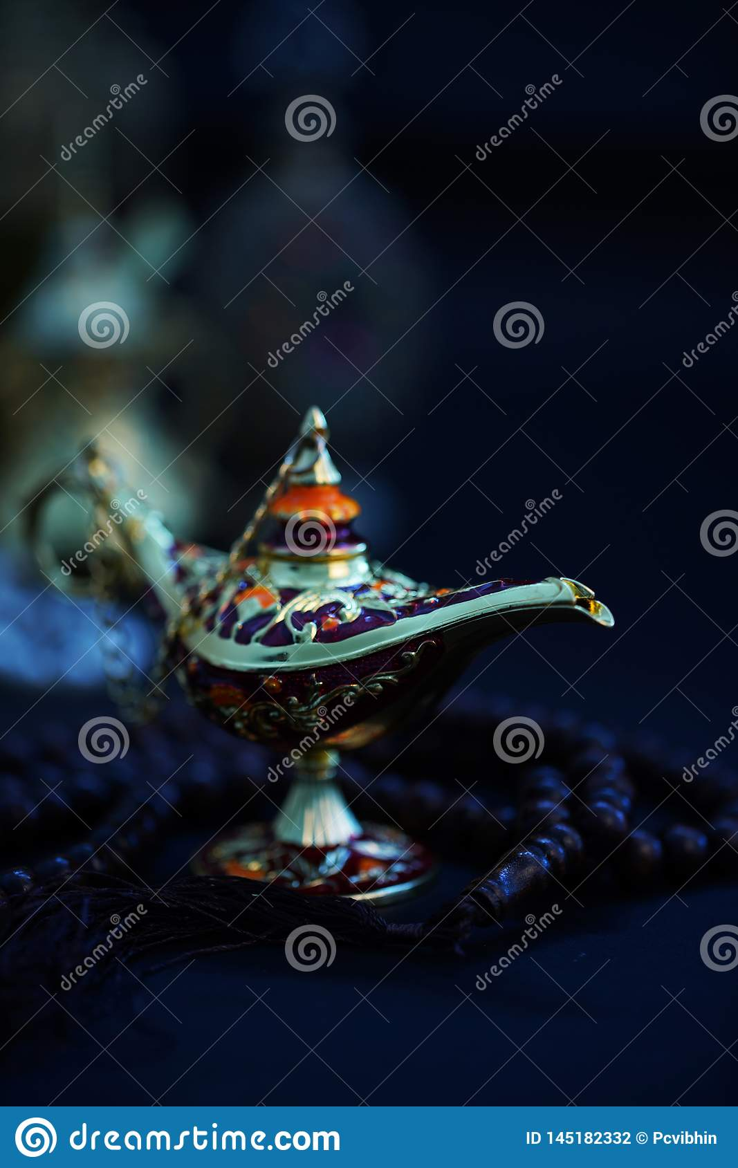Ramadan Kareem festlig hälsning