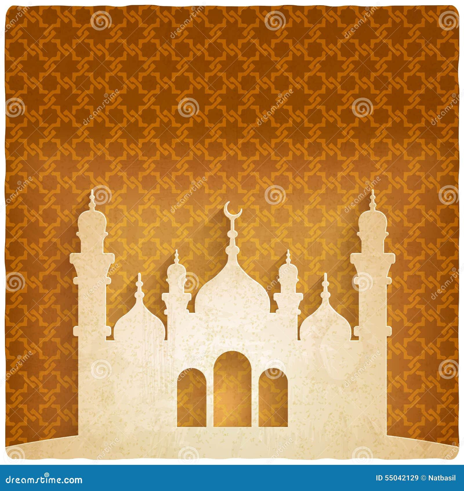 Mosque background for ramadan kareem stock photography image - Background Illustration Islamic Kareem Mosque Ramadan