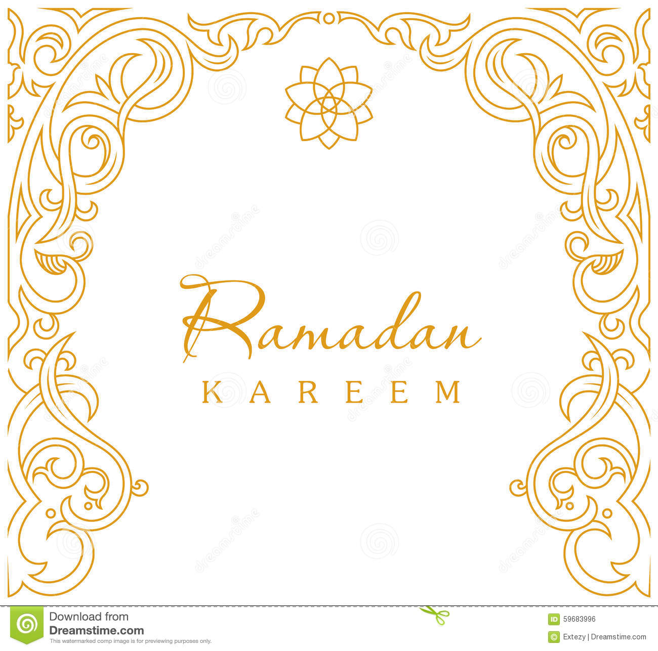Ramadan Kareem, Greeting Vector Background. Arch Stock Vector ... for Ramadan Pattern Png  535wja
