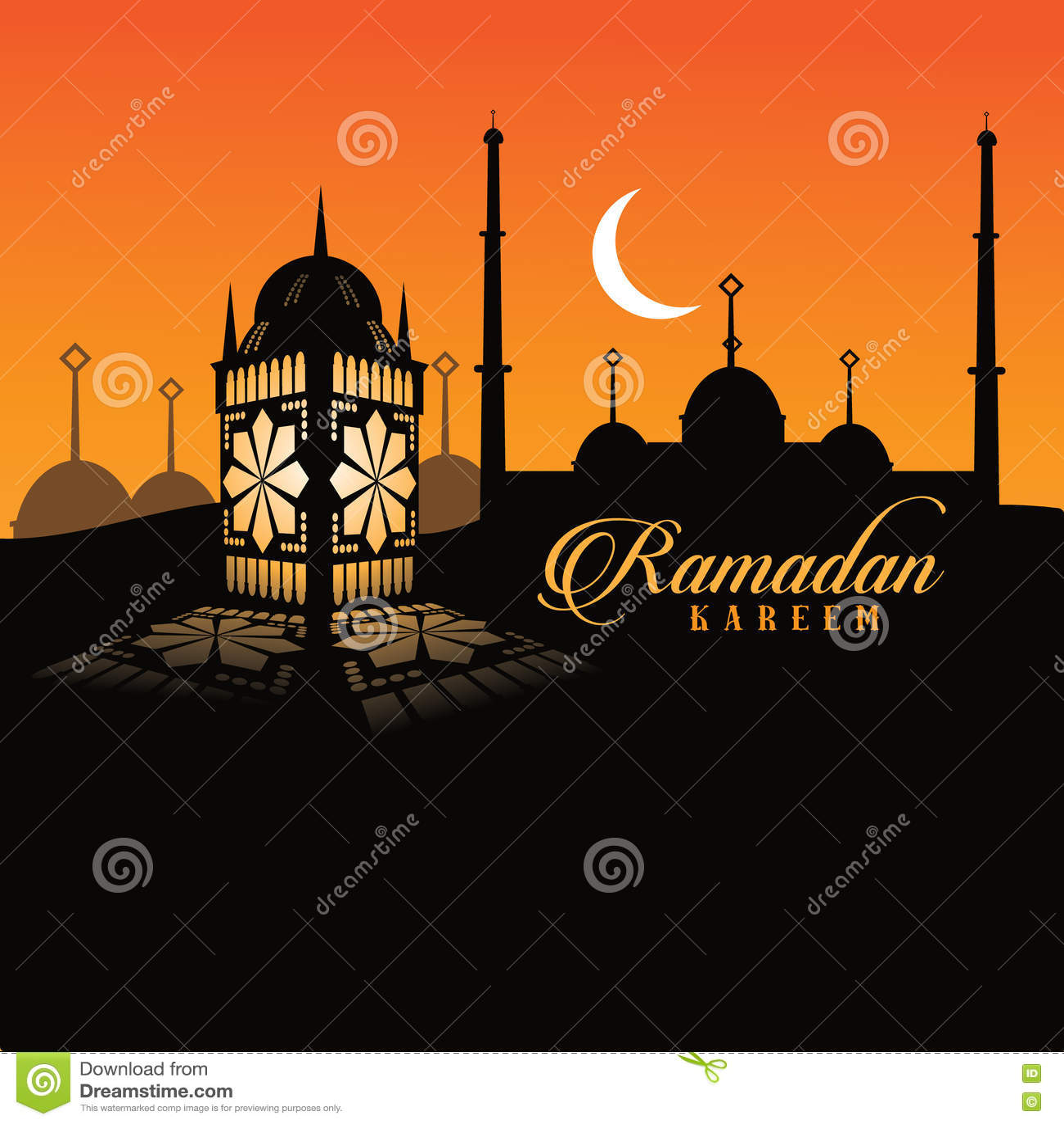 Ramadan-Laternendesign