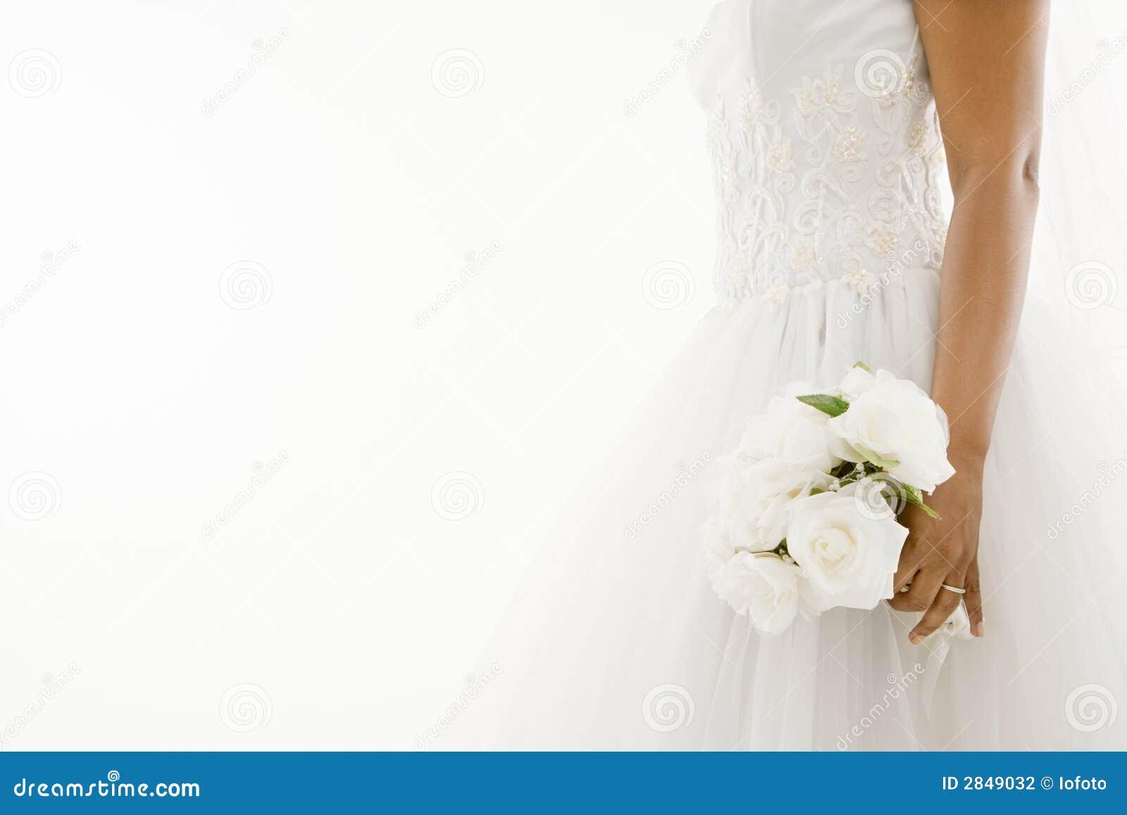 Ramalhete da terra arrendada da noiva.