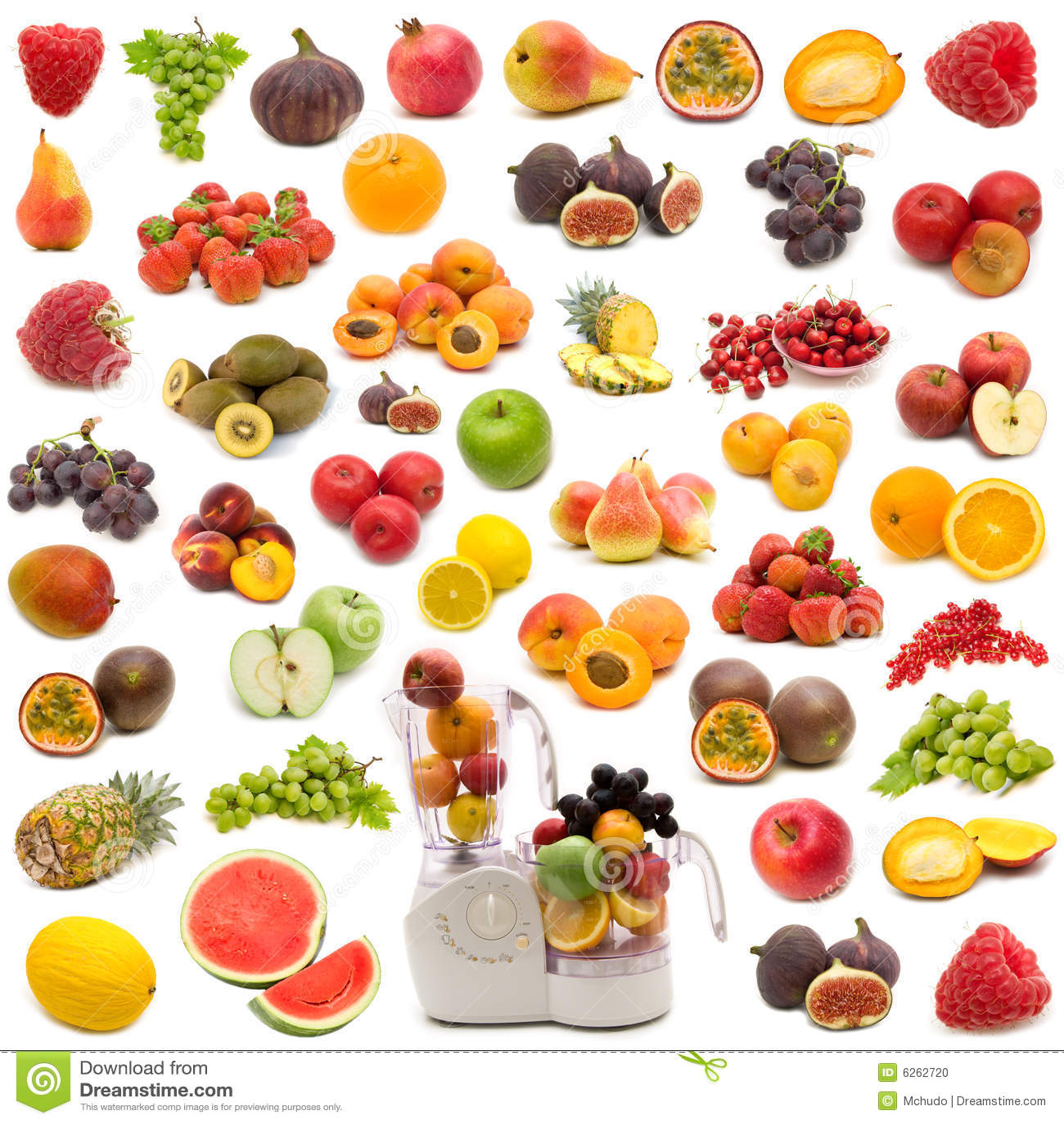 Ramassage de fruits juteux frais