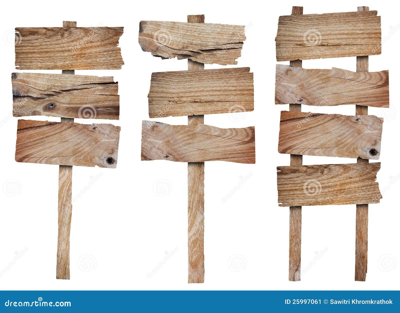 Ramassage De Signe Et De Panneau Indicateur En Bois Image stock Image 25997061 # Panneau Indicateur Bois