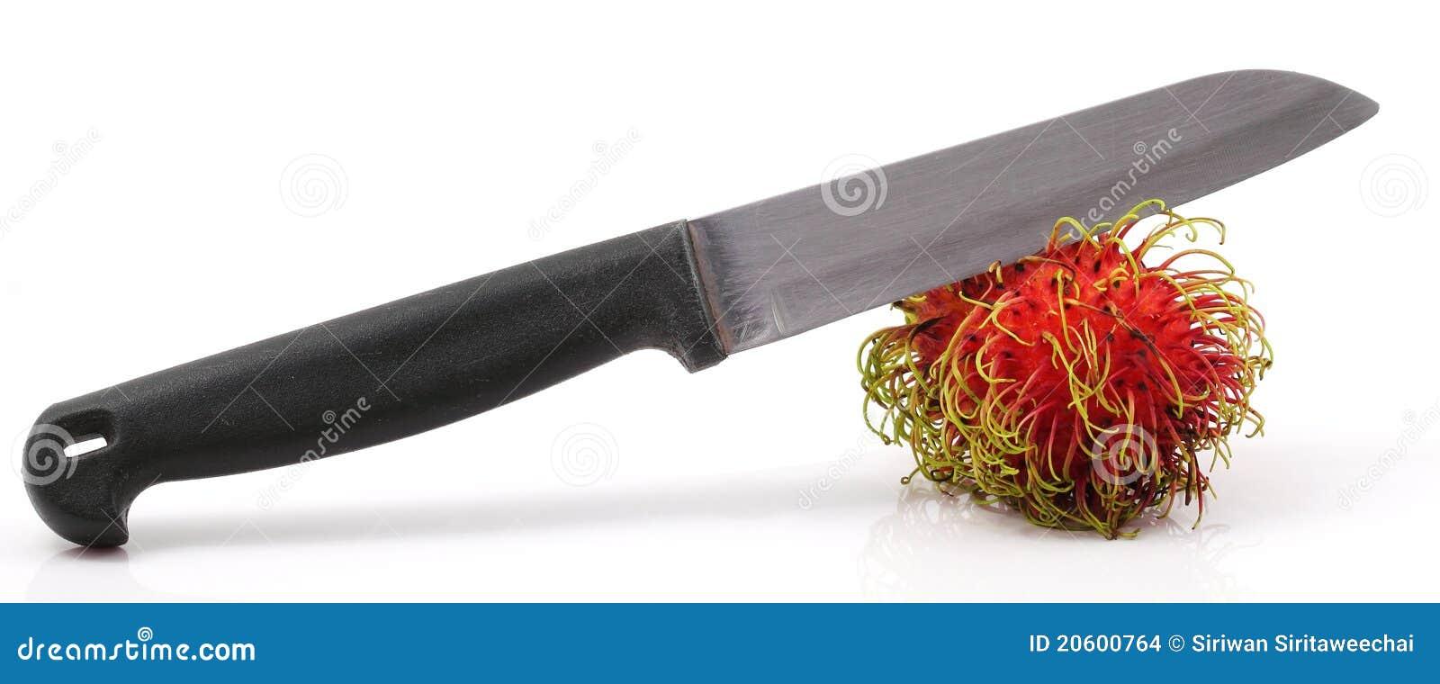 Rambutan imagenes de archivo imagen 20600764 for Cuchillo fruta
