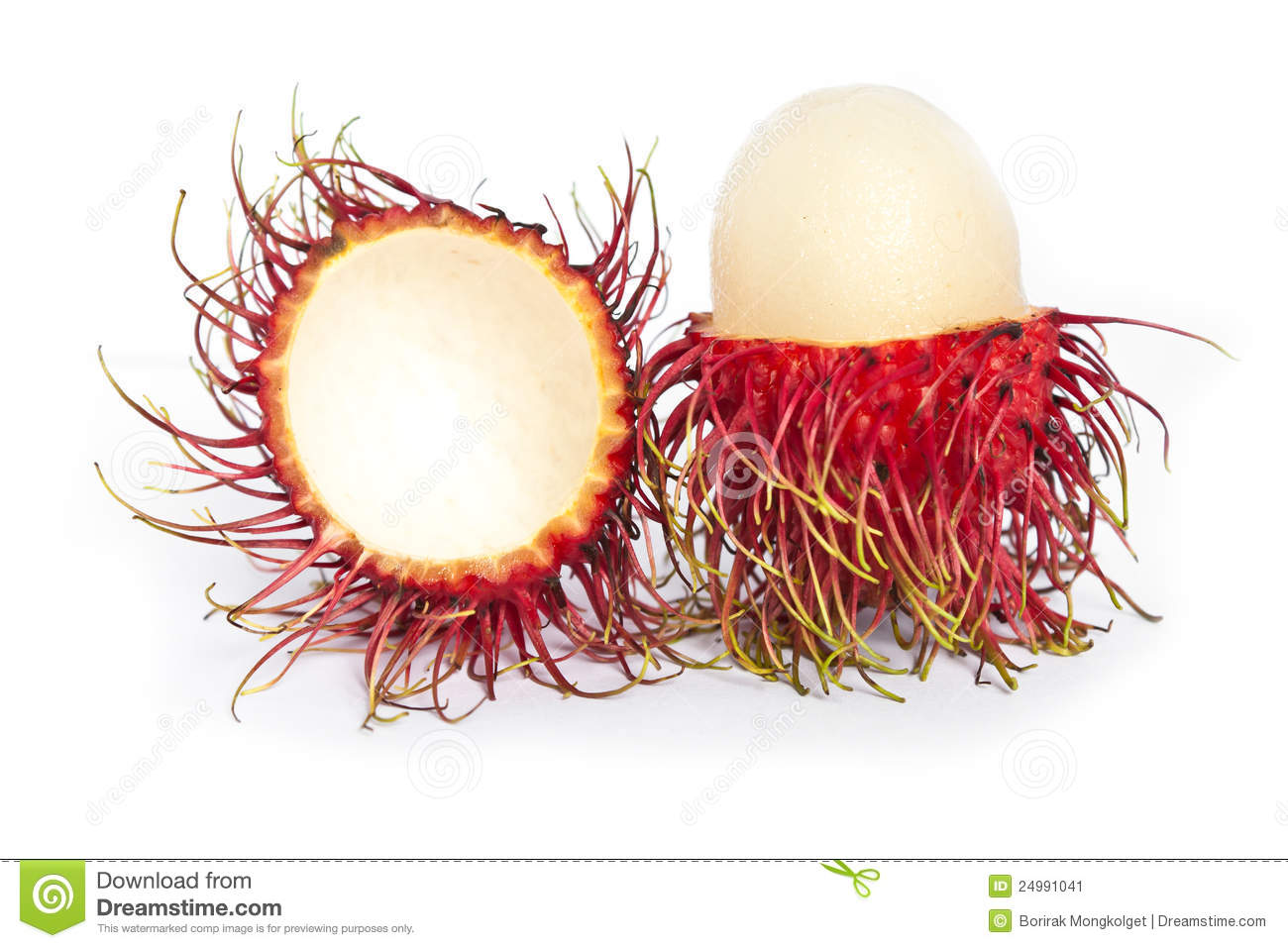 Getting to Know Rambutan Fruit Tree – An Exotic Fruit from ...