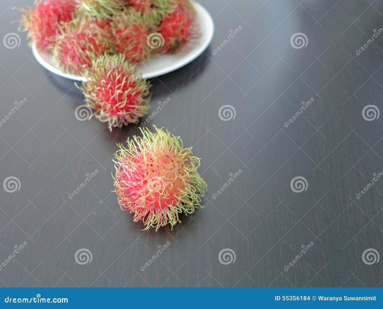 Rambutans freschi