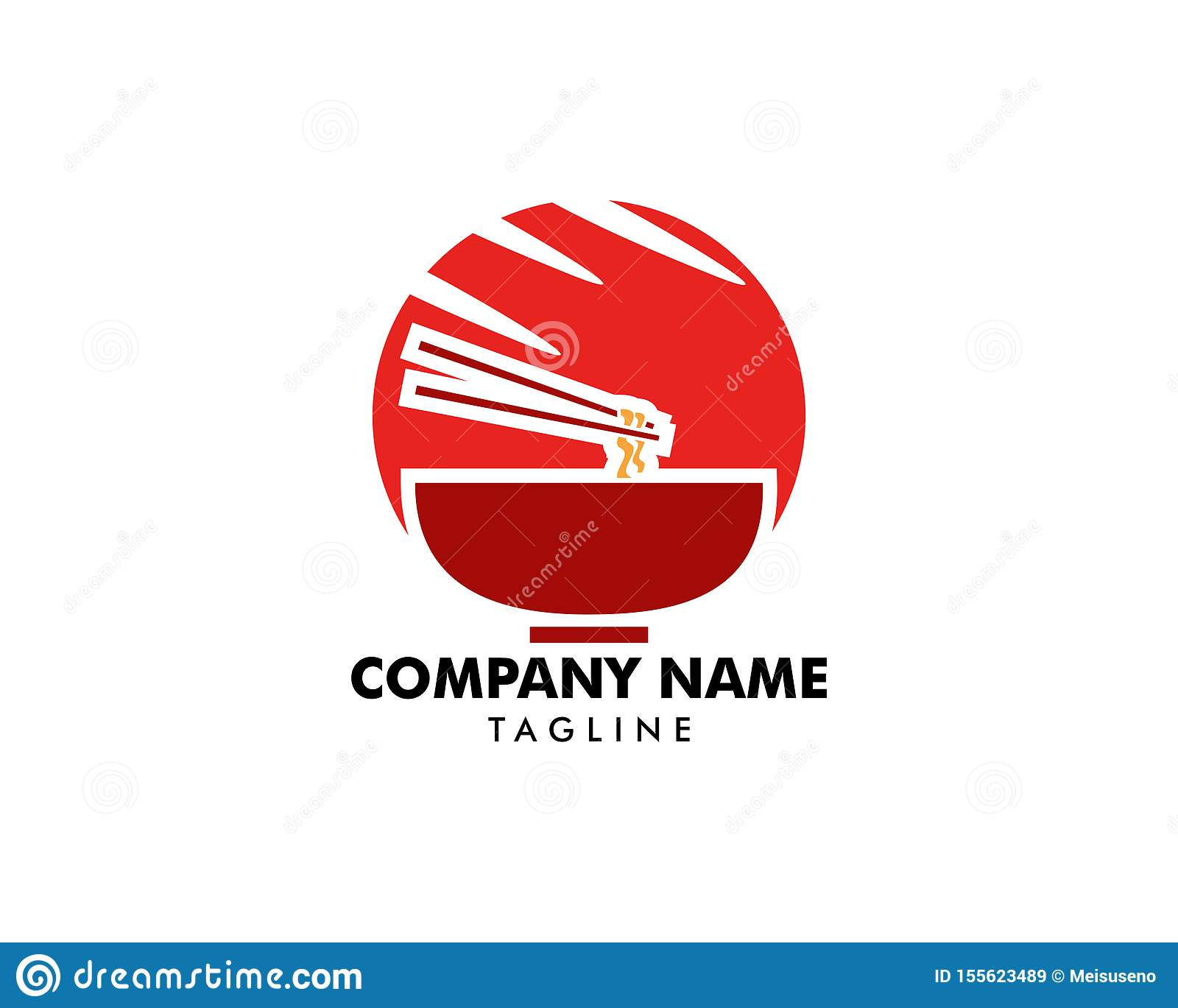 Ramen Vector Logo Template Japanese Restaurant Ramen Restaurant Food Icon Flat Illustration Stock Vector Illustration Of Meal Food 155623489