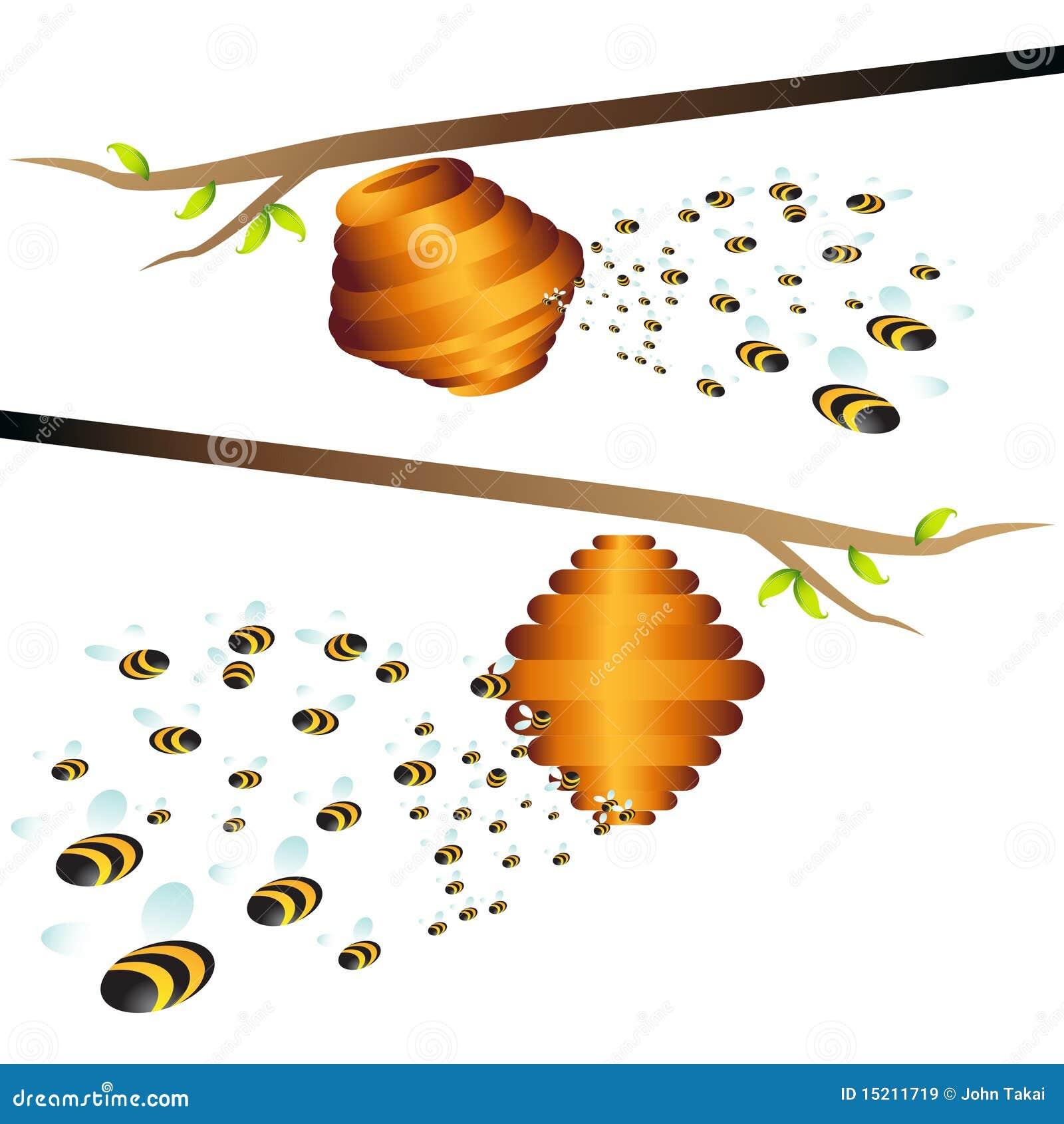 Ramificación de la colmena