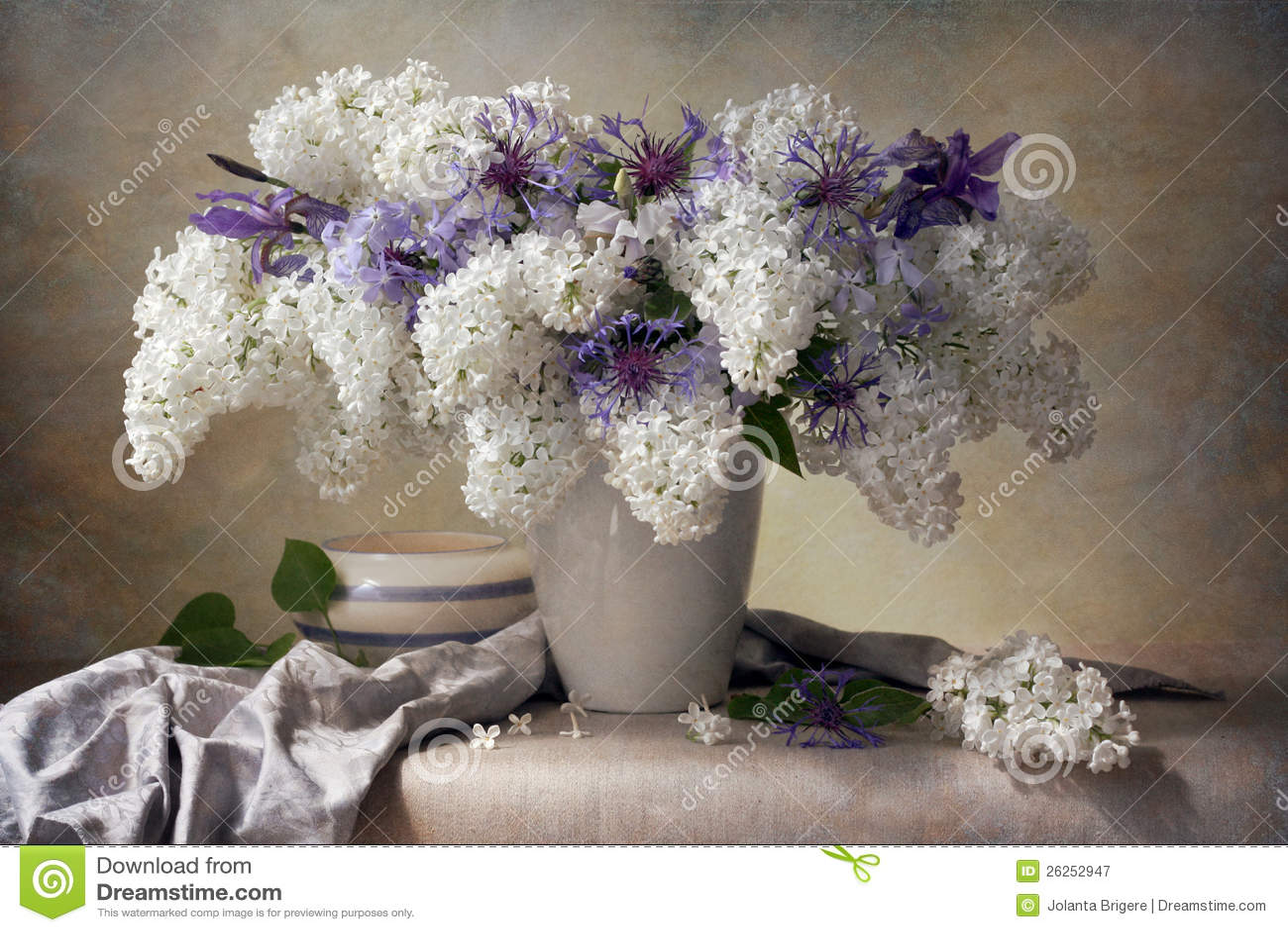 Ramo de la lila