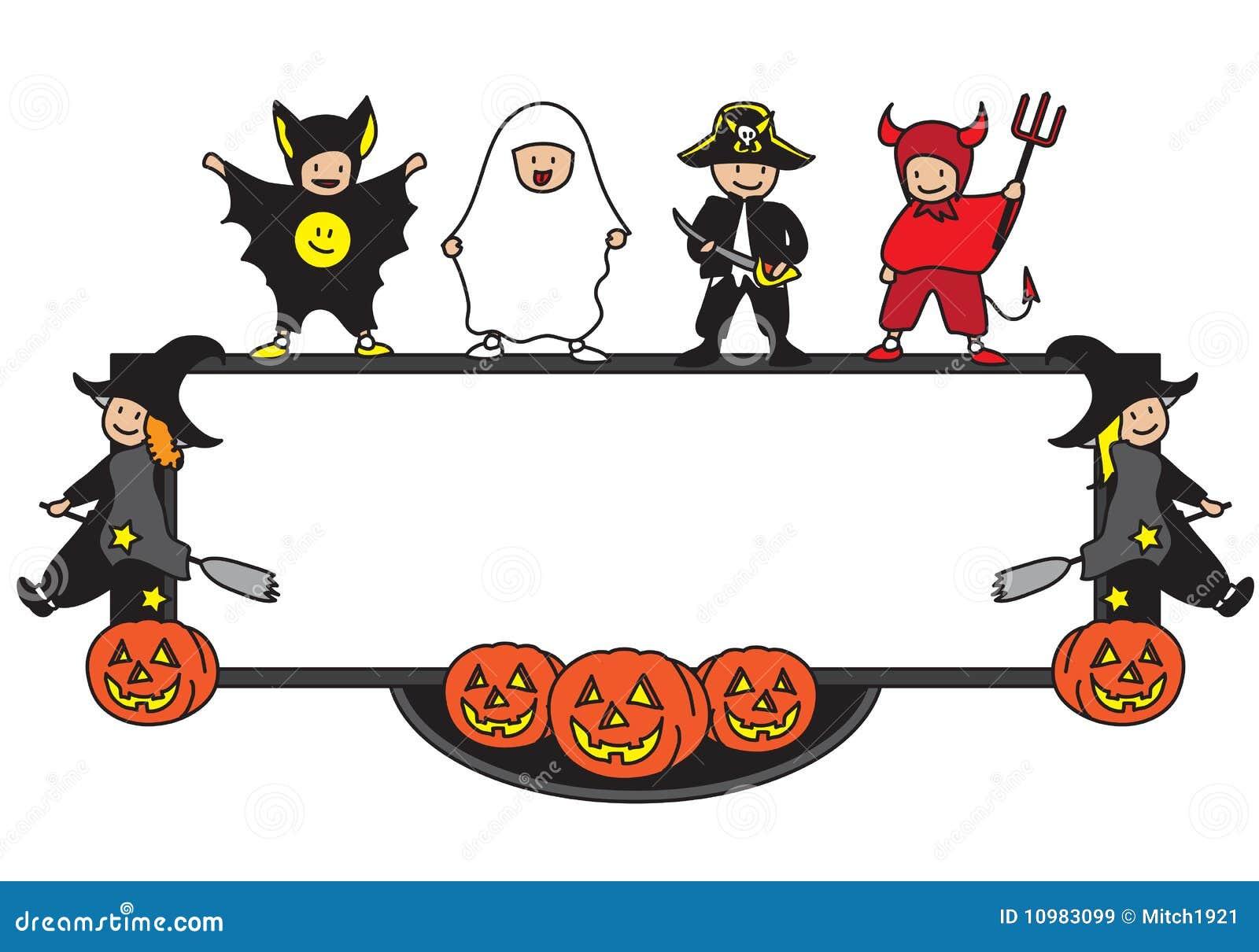 Ramowy Halloween