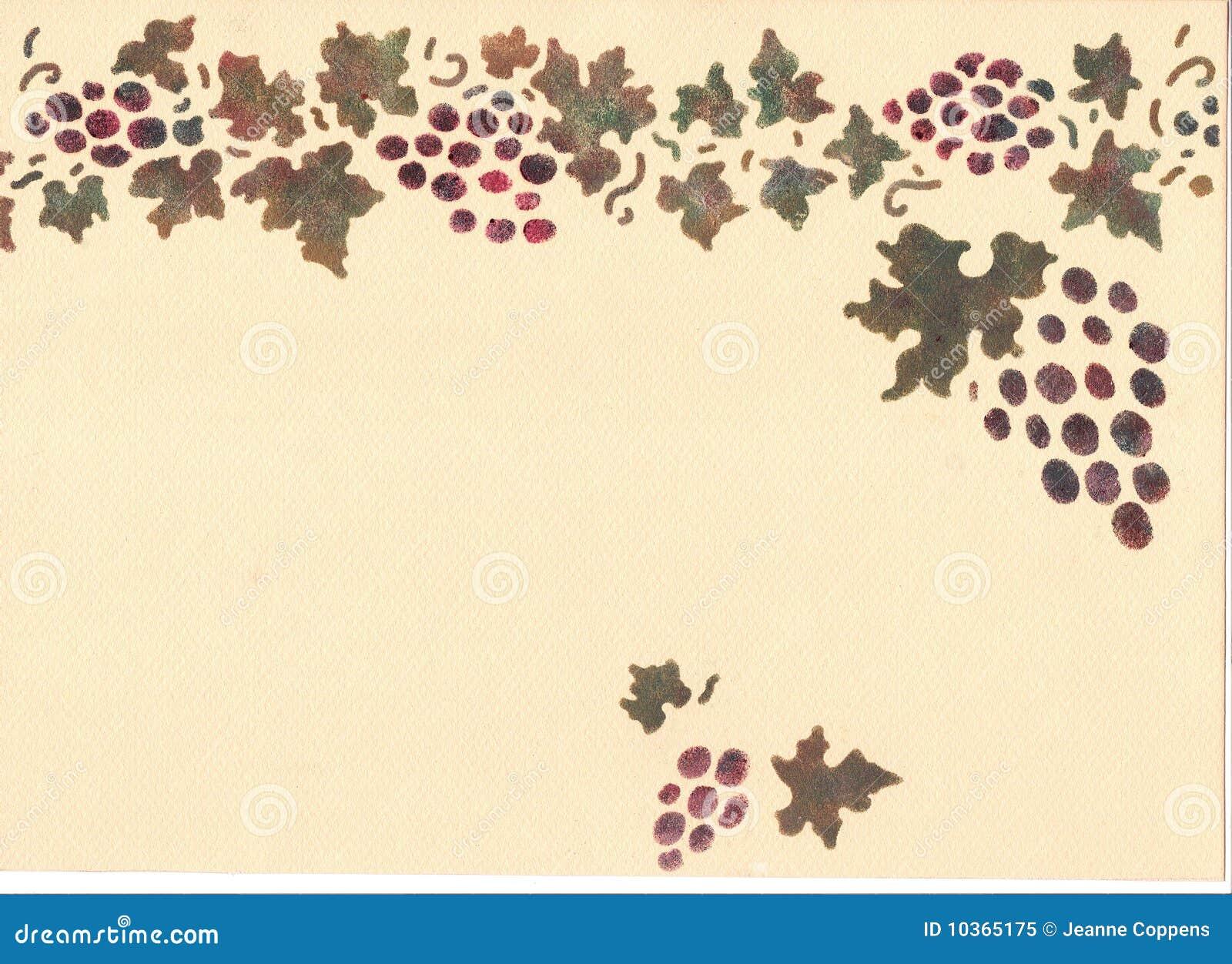 Ramowy winogrono