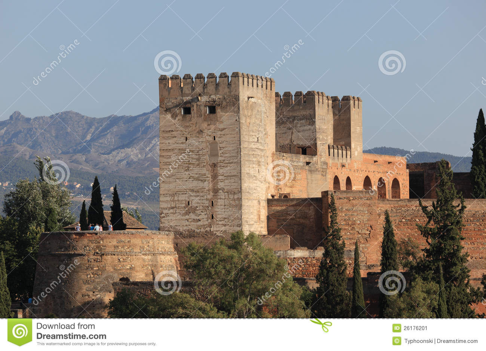 Ramparts Alhambra