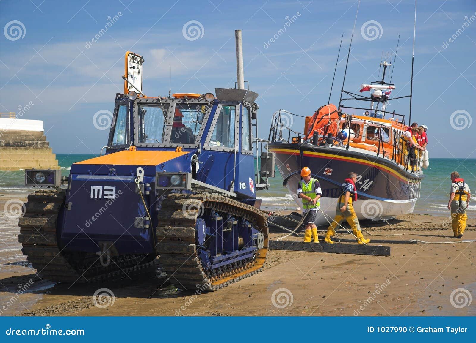 Ramsey Rettungsboot