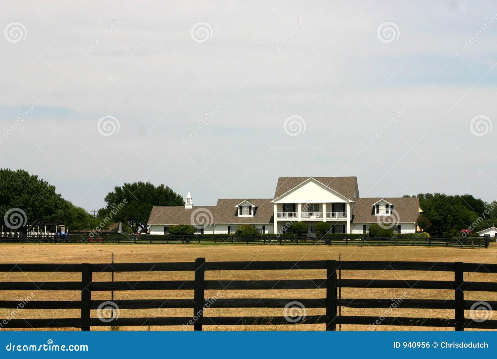 Ranch de Southfork près de Dallas