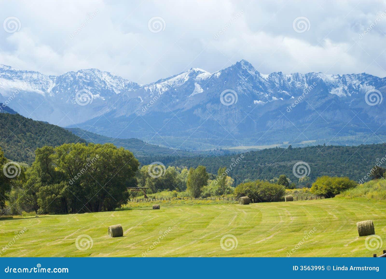 Ranch della montagna