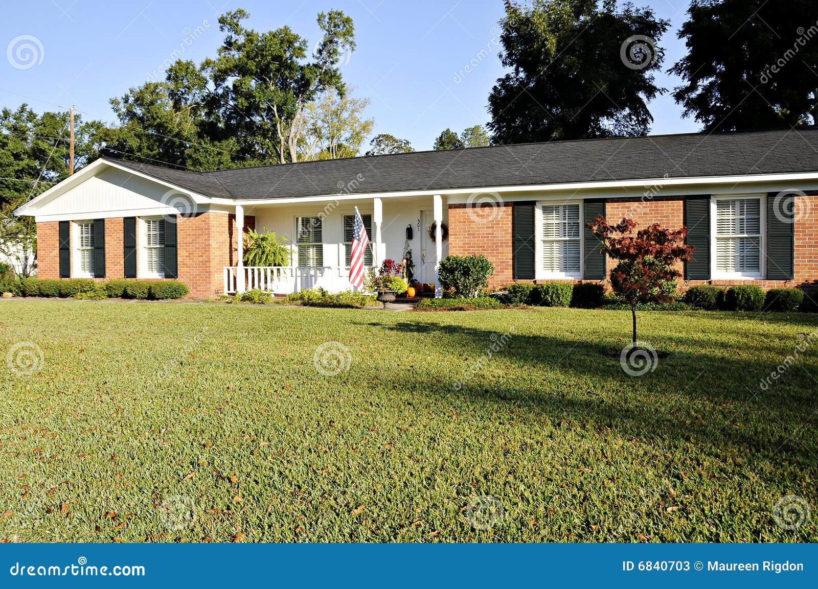 Ranch-Haus