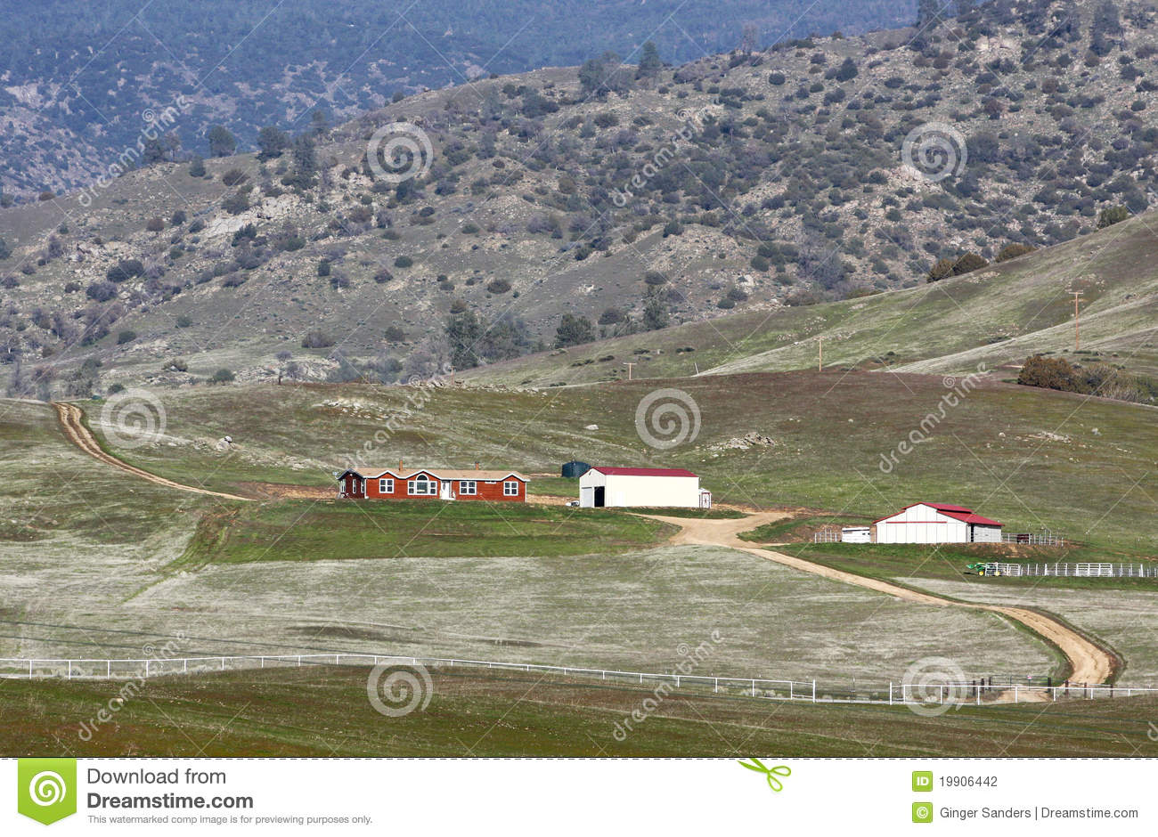 Ranch In The Hills
