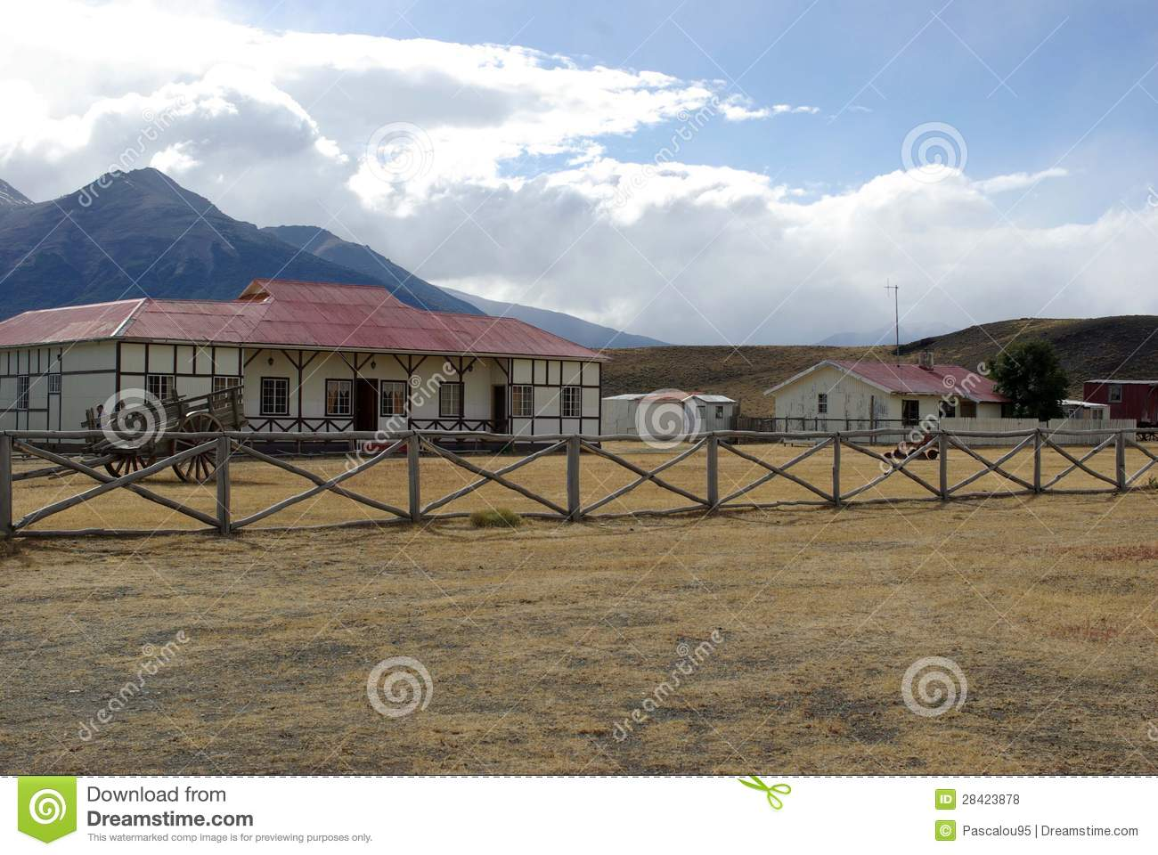 Ranch i Chile