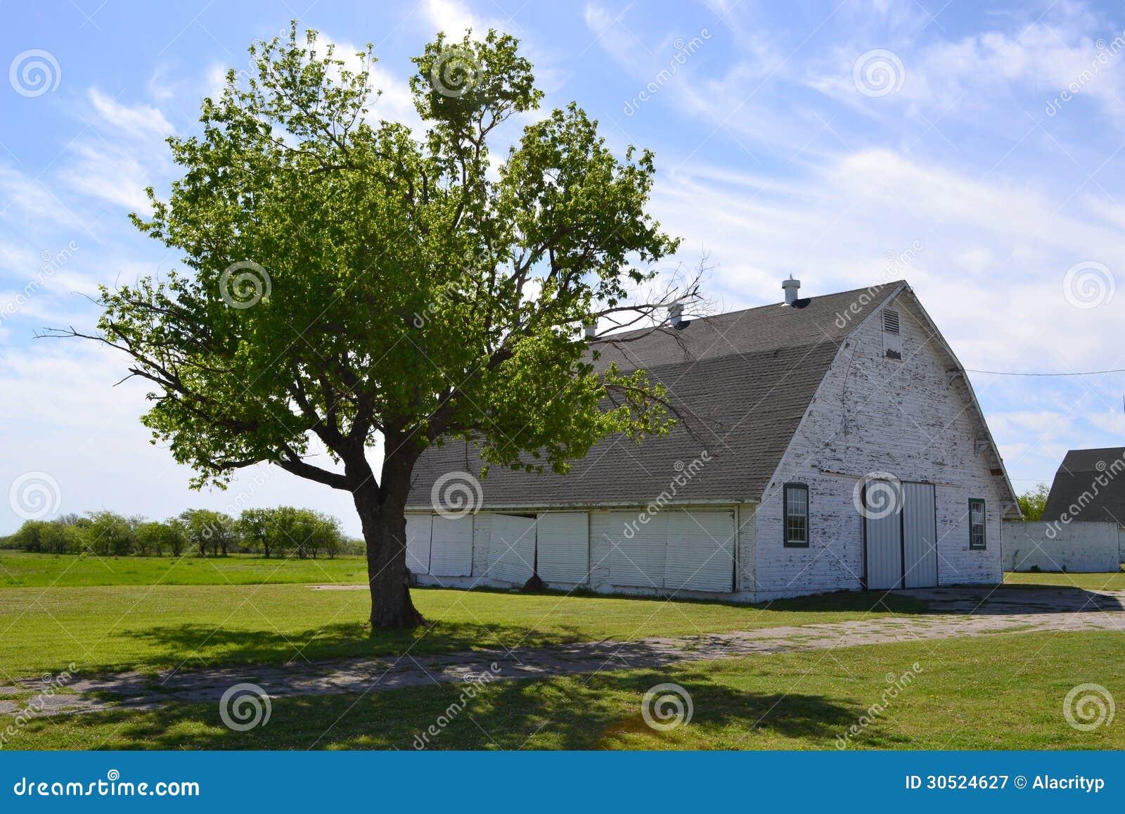 Ranch-Scheune