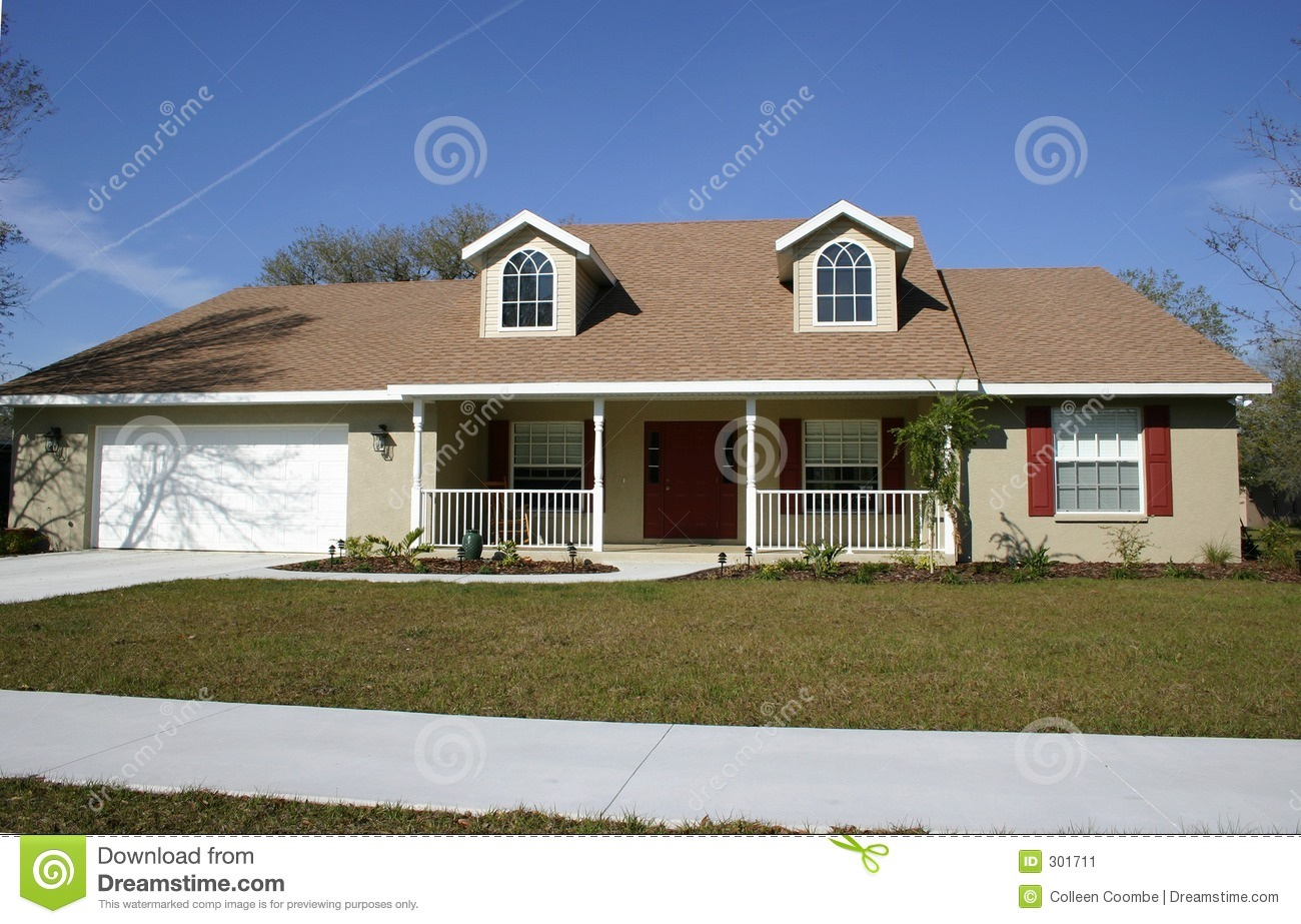 ranch style home stock image image 301711 file ranch style home in salinas california jpg