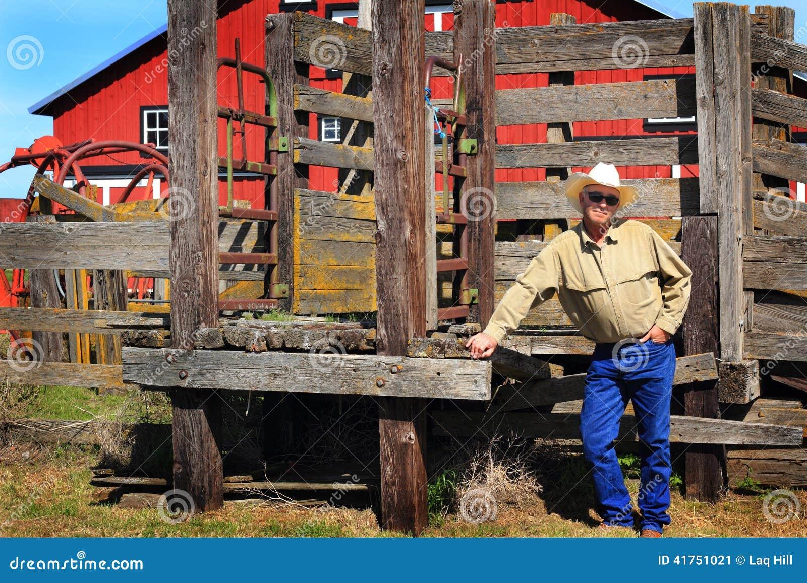 Ranchero Moderno Tarjetas Archivo Sin Afeitar De Imagen wO08knP