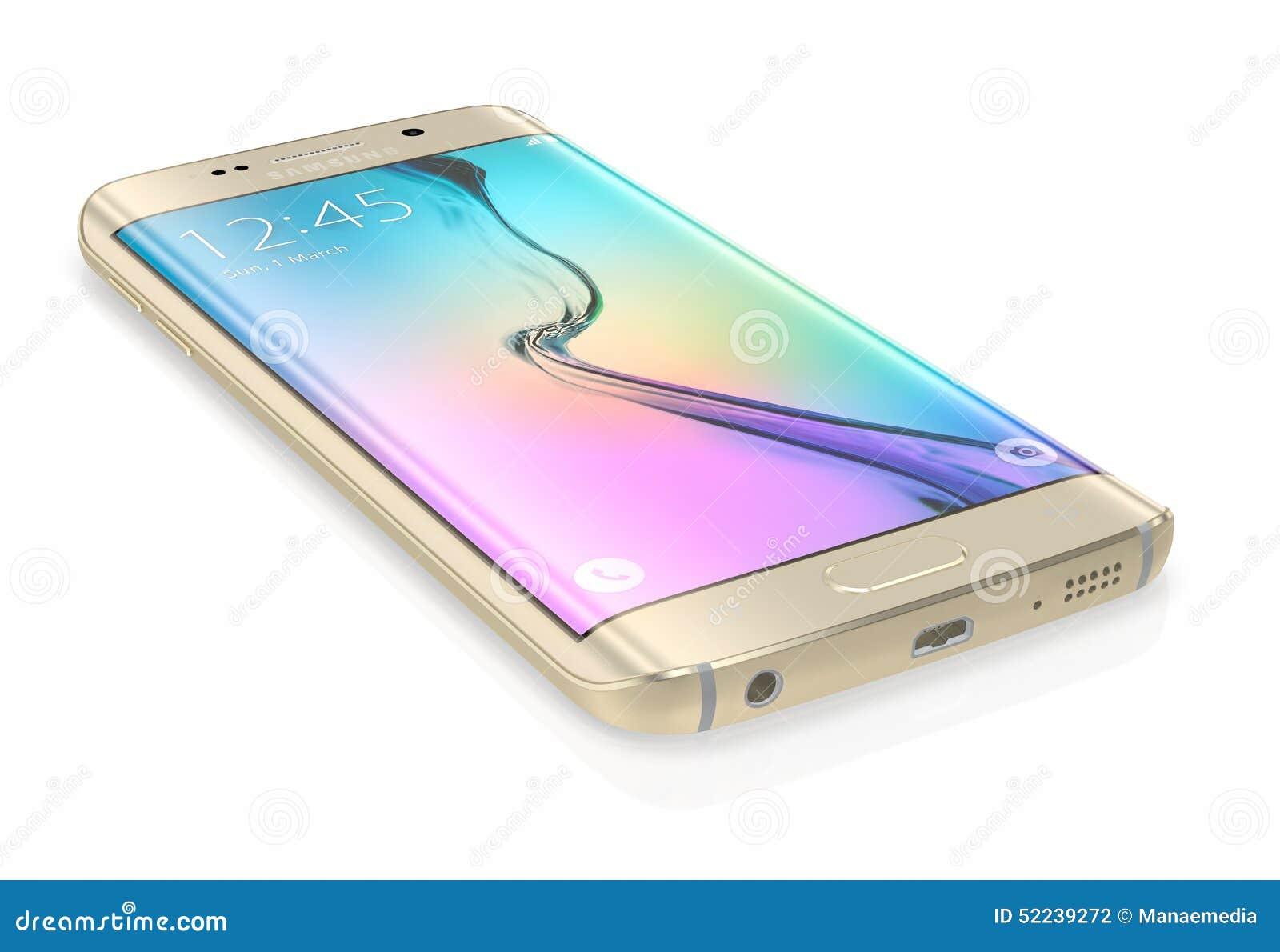 Rand Goldplatin-Samsungs-Galaxie-S6
