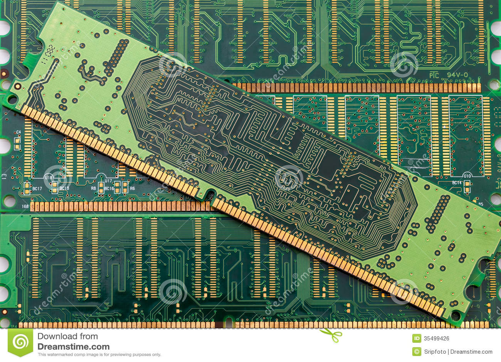 Random Access Memory (RAM) Royalty Free Stock Image - Image: 35499426