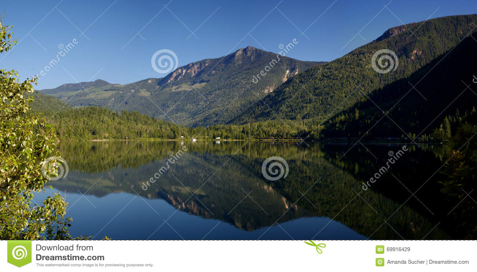 Random Mountains