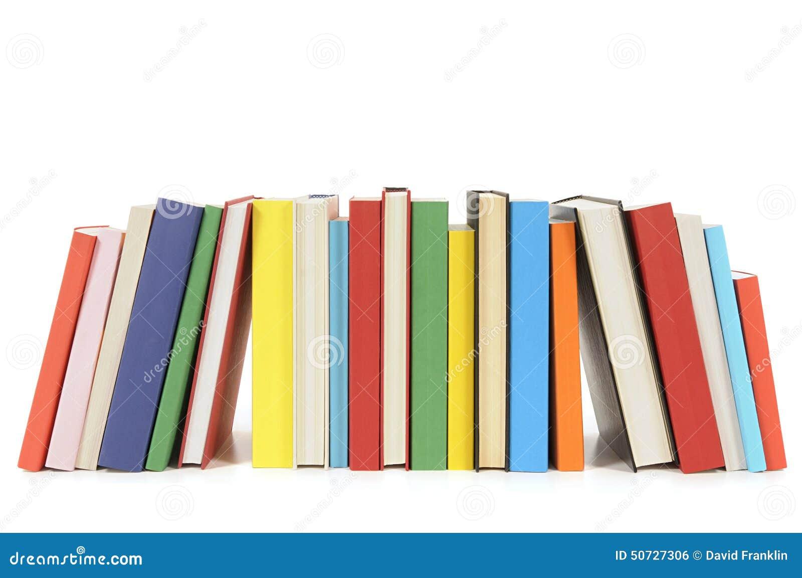 Rang 233 E De Livres De Poche Color 233 S Photo Stock Image