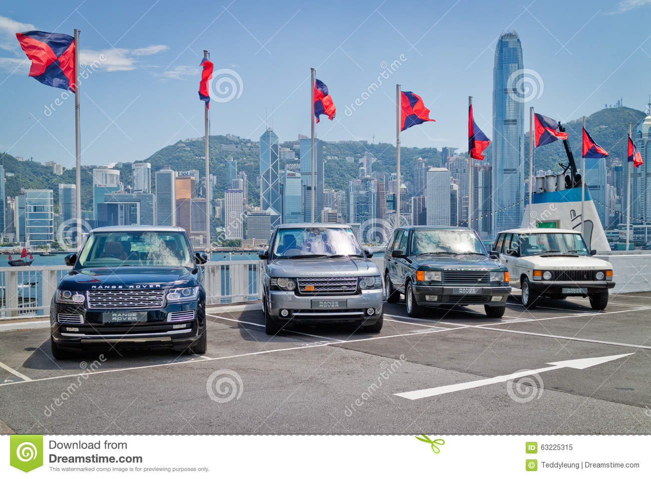 Range Rover 2015 Test Drive Day Editorial Image - Image ...