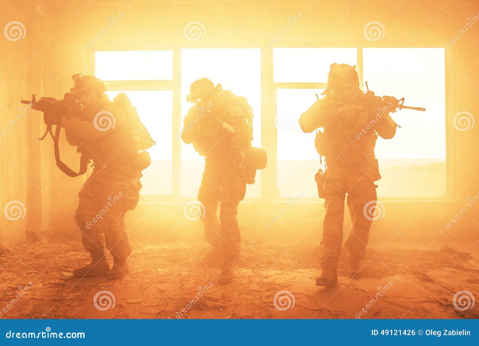 Rangers Ηνωμένου στρατού στη δράση